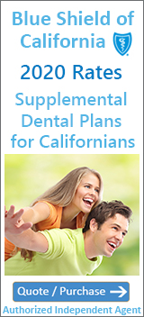 2020 Blue Shield of California Dental Plans for Individuals and Families