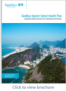 GeoBlue Xplorer Select for Expats