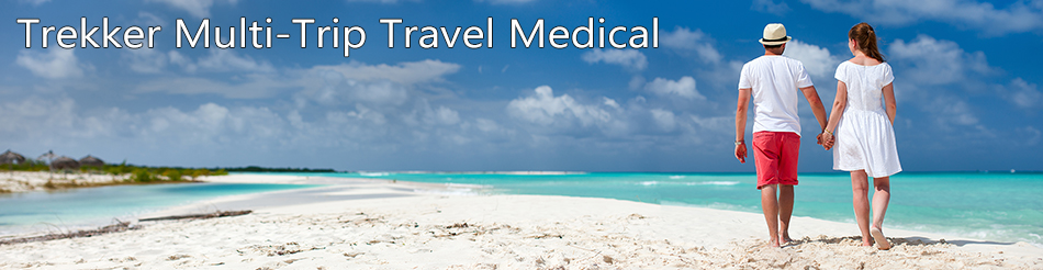 GeoBlue Trekker Choice Multi-Trip International Travel Medical Insurance