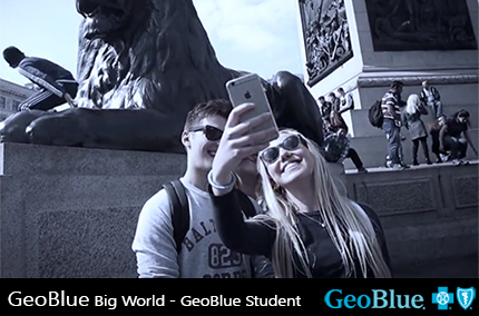 GeoBlue International Travel Medical and Expat plans offer Global Students solid coverage abroad