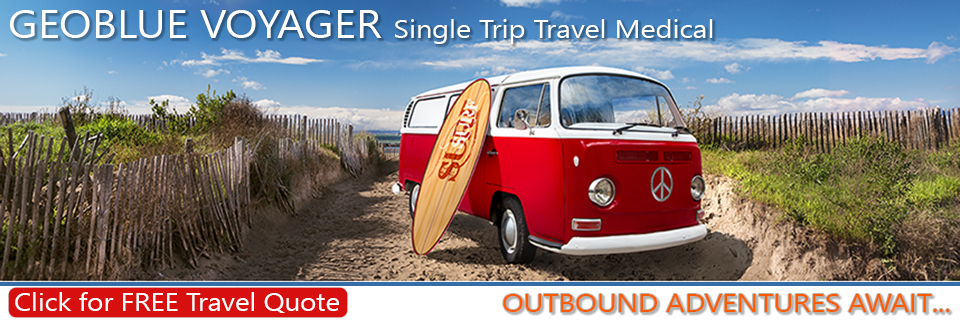 GeoBlue Voyager Choice Travel Medical Enrollment